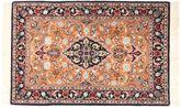 Isfahan silkerenning teppe AXVZZZL305