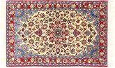 Tappeto Isfahan ordito in seta AXVZZZL303