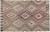 Kilim Turkish carpet XCGZT268