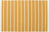 Dhurrie Stripe - Mustard Yellow
