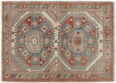 Colored Vintage tapijt XCGZR858