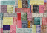 Patchwork carpet XCGZR1044