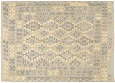Kilim Afghan Old style rug ABCZA48