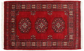 Pakistan Bokhara 3ply carpet RXZN15