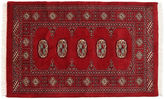 Pakistan Bokhara 3ply carpet RXZN16
