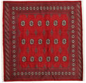 Pakistan Bokhara 2ply carpet RXZN462