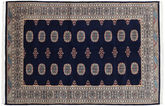 Pakistan Bokhara 2ply carpet RXZN353