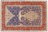 Covor Isfahan urzeală de mătase AXVZZZY166