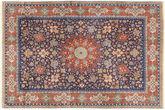 Tabriz 70 Raj silk warp carpet AXVZZZY208