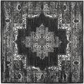 Tapis Vintage Vega - Anthracite / Gris RVD20969