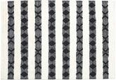 Tapis Shaula - Noir / Blanc CVD20141