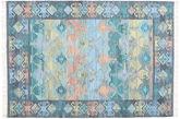 Azteca - Blå Multi