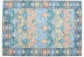 Azteca - Blauw Multi