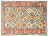Alfombra Kilim Afghan Old style MXK139