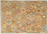 Alfombra Kilim Afghan Old style MXK236