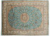 Kashmir ren silke teppe MSC125