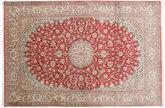 Kashmir pure silk carpet MSC138