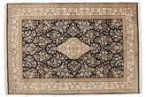 Kashmir puur zijde tapijt MSC101