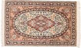 Kashmir puur zijde tapijt MSC1