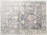 Wool / Bambusilk Loom - Indo carpet SEZA17