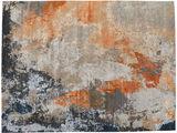Viscose Modern carpet LEJ56