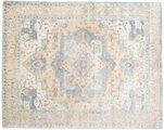 Wool / Bambusilk Loom - Indo carpet SEZA4
