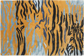 Love Tiger - naranja / Gris