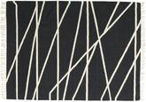 Cross Lines - Musta / Valkea