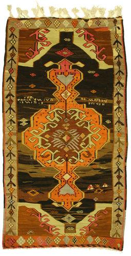 Kilim Kars carpet NTC37