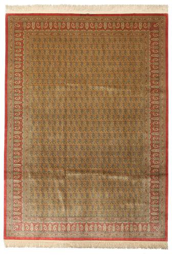 Qum silk signed: Qum Erami carpet VAH3