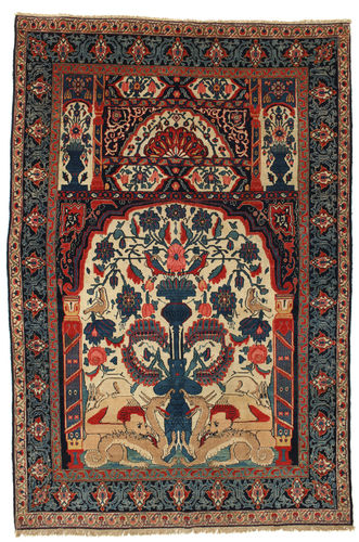 Senneh szőnyeg ANTB18