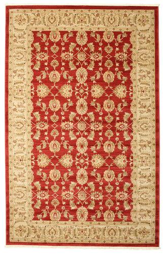 Ziegler Kaspin - Rood tapijt RVD3994