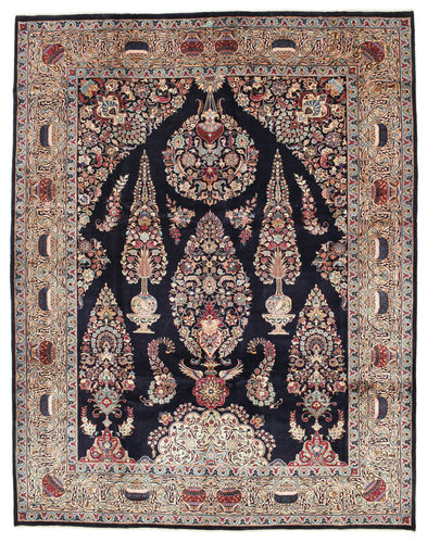 Kashmar signed: Marvi carpet EXR68