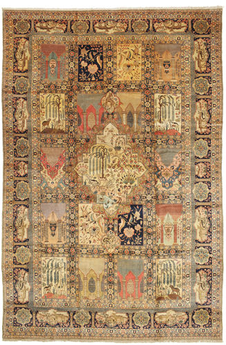 Tabriz carpet VAZZT17