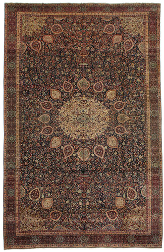 Tabriz carpet VAZZT8