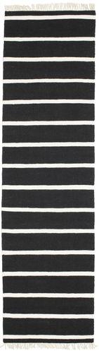 Dorri Stripe - Zwart / Wit tapijt CVD5205