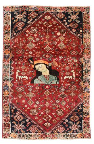 Ghashghai figurativt / billedligt tæppe BPJ146
