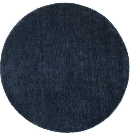 Handloom - Mörkblå matta BVD3761