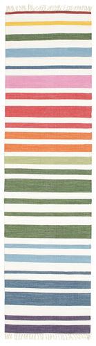 Rainbow Stripe - Vit matta CVD1772