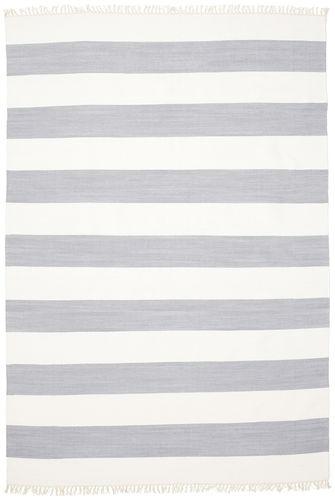 Cotton stripe - Steel Blue carpet CVD4916