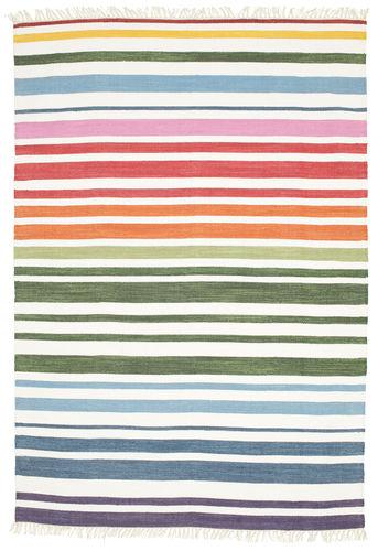 Rainbow Stripe - Vit matta CVD1768