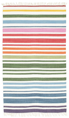 Rainbow Stripe - Vit matta CVD1770