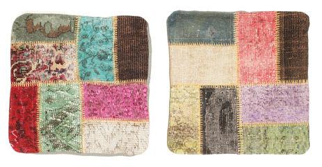 Tappeto Patchwork Fodera per cuscino XCGE1183