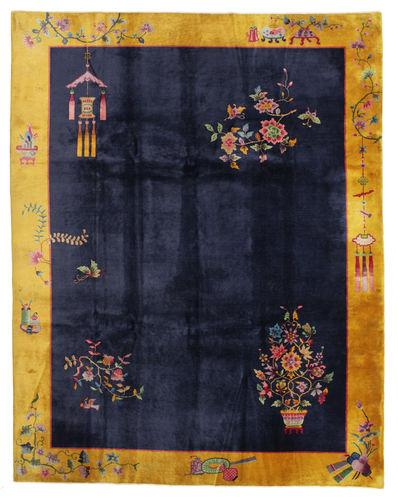 China antique: Art Deco 1920 carpet ANTD2