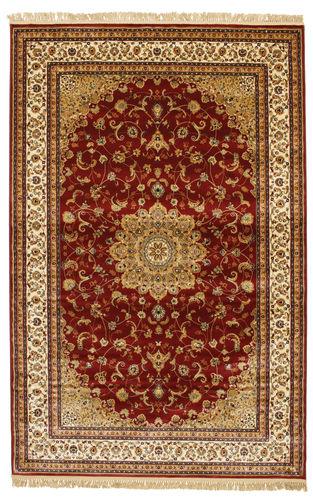 Nahal - Roestkleur tapijt RVD7107
