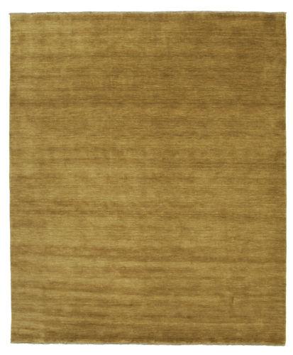 ハンドルーム fringes - オリーブ色 絨毯 CVD5348