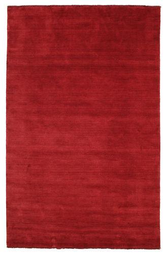 Dywan Handloom fringes - Ciemnoczerwony CVD5254