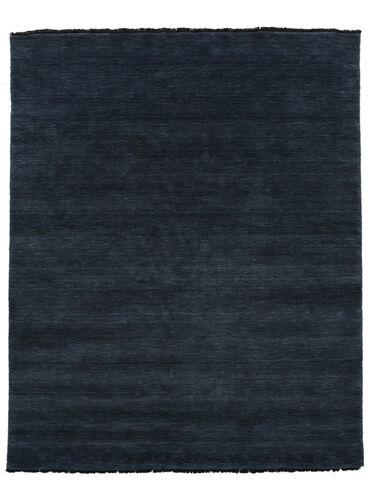 Handloom fringes - Mörkblå matta CVD5450