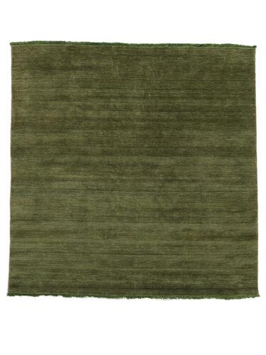 handloom fringes vert fonc 200x250 carpetvista. Black Bedroom Furniture Sets. Home Design Ideas