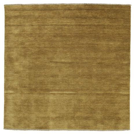 Handloom fringes - Olivgrön matta CVD5353